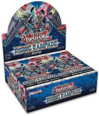 Yu-Gi-Oh! Rising Rampage Booster Box
