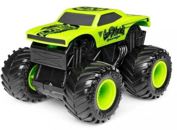 Monster Jam: Rev 'N Roar Truck - Gas Monkey