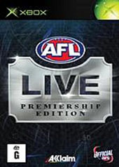 AFL Live Premiership Edition for Xbox