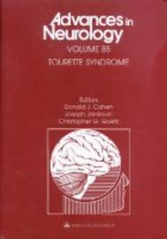 Tourette Syndrome by Donald J. Cohen image
