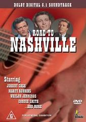 Road To Nashville on DVD