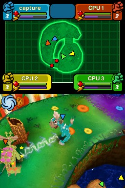 Spore Hero Arena for Nintendo DS image