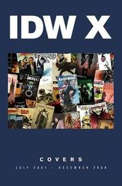 IDW X Covers image