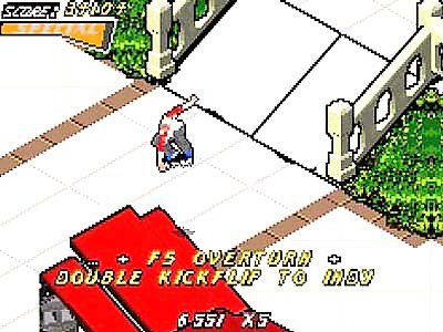 Tony Hawk's American Sk8Land for Game Boy Advance image