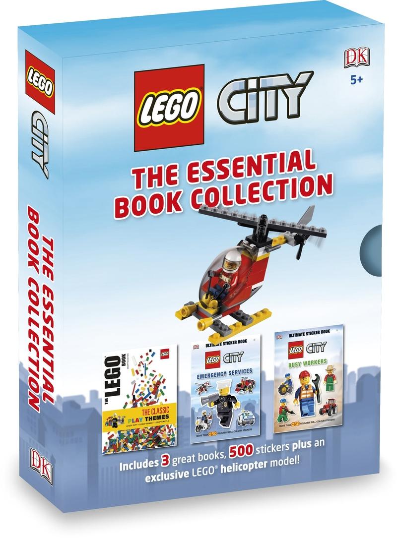 Lego City Books Lego City Essential Book