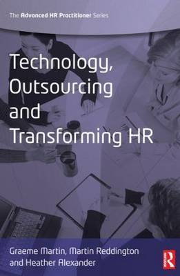 Technology, Outsourcing & Transforming HR by Graeme Martin image