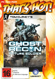Tom Clancy's Ghost Recon: Future Soldier (That's Hot) for PC