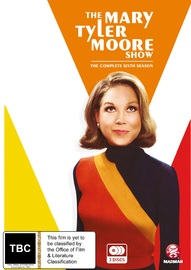 The Mary Tyler Moore Show: The Complete Season 6 on DVD
