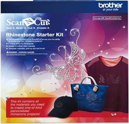 Brother Scan N Cut Rhinestone Starter Kit image