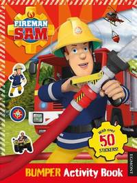 Fireman Sam: Bumper Activity Book by Egmont Publishing UK