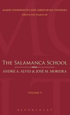 The Salamanca School by Andre Azevedo Alves image