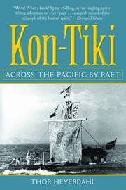 Kon-Tiki by Thor Heyerdahl image