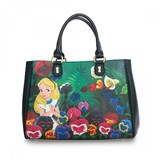 Loungefly Disney Alice Garden Tote