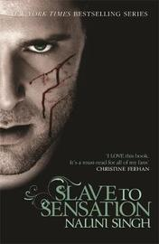Slave to Sensation by Nalini Singh image