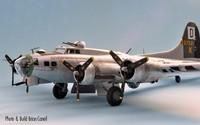 Airfix 1:72 Boeing B-17G Flying Fortress - Model Kit image