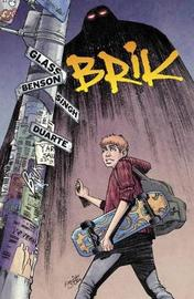Brik TPB by Adam Glass