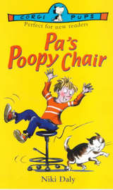 PAS POOPY CHAIR by Niki Daly image