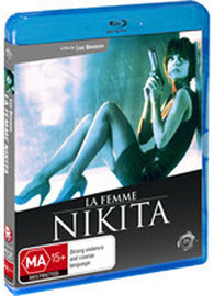 La Femme Nikita on Blu-ray