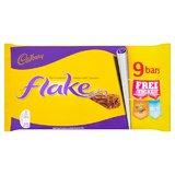 Cadbury Flake Bar (9 pack)