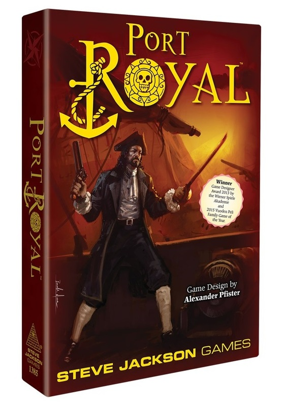 Port Royal - Card game