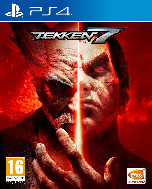 Tekken 7 for PS4 image