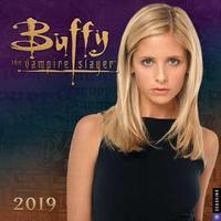Buffy the Vampire Slayer 2019 Wall Calendar by 20th Century Fox