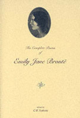 The Complete Poems of Emily Jane Bronte by Emily Bronte image