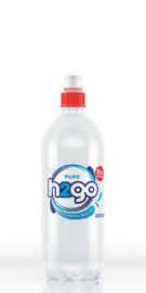 H2Go Sipper Cap Spring Water 825ml 12pk