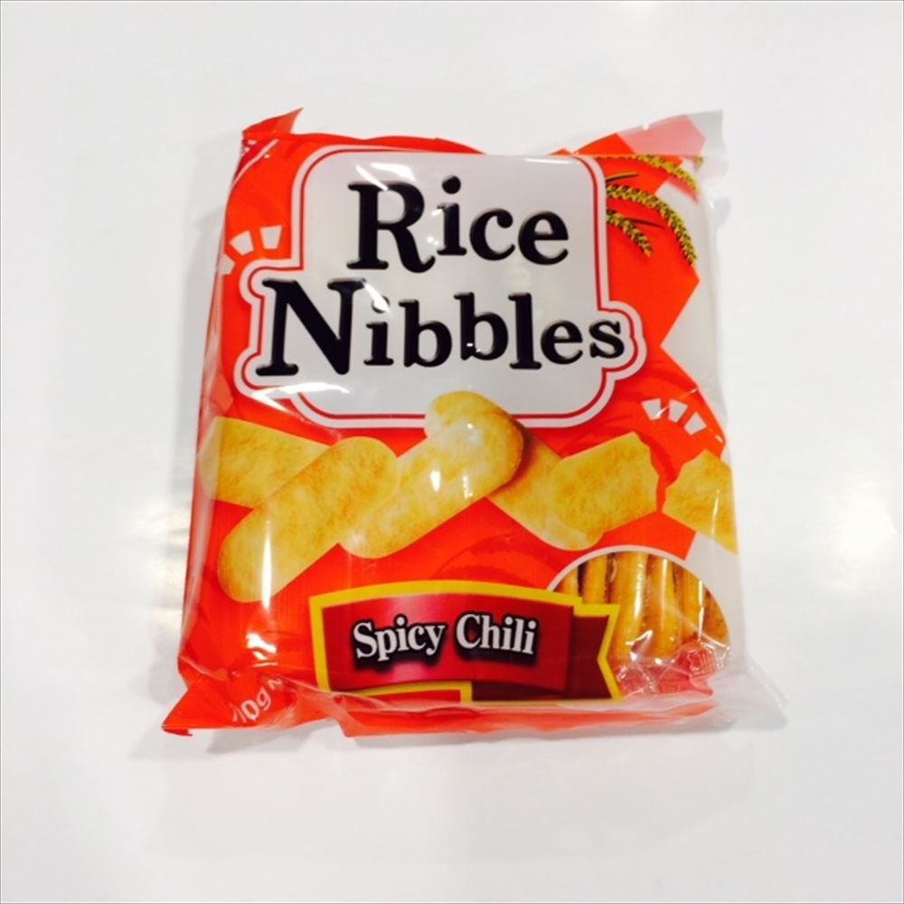 Rice Nibbles (Spicy Flavour) 100g image