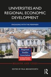 Universities and Regional Economic Development