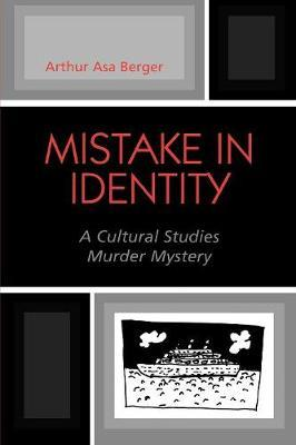 Mistake in Identity by Arthur Asa Berger image