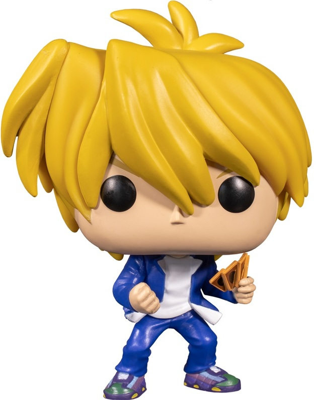 Yu-Gi-Oh! - Joey Wheeler Pop! Vinyl Figure