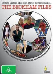 The Beckham Files on DVD