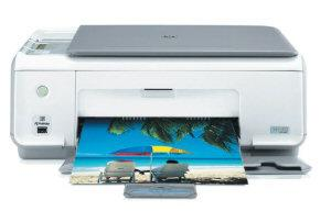 Hewlett-Packard Photosmart C3180 All-in-One Printer Easy and reliable photo printer. image