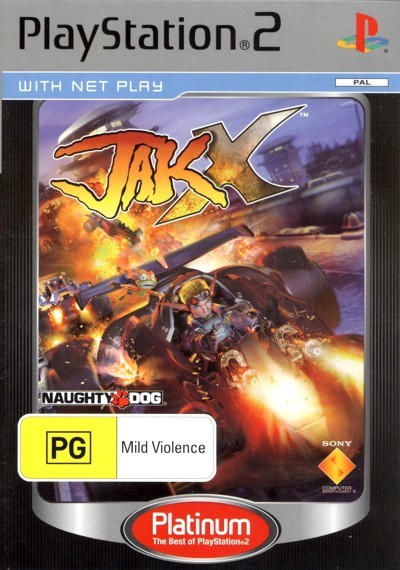 Jak X (Platinum) for PlayStation 2