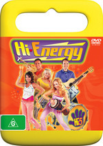 Hi-5 - Hi Energy on DVD