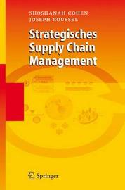 Strategisches Supply Chain Management by Joseph Roussel