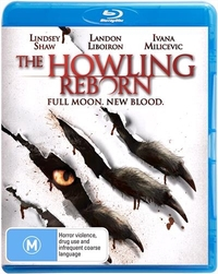 The Howling Reborn on Blu-ray