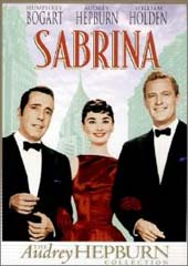 Sabrina (Audrey Hepburn) on DVD