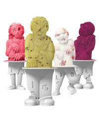 Tovolo: Zombies Pop Moulds (Set of 4)