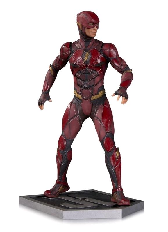 Justice League Movie - Flash Statue