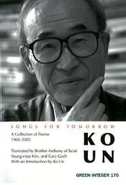 Songs For Tomorrow by Ko Un image