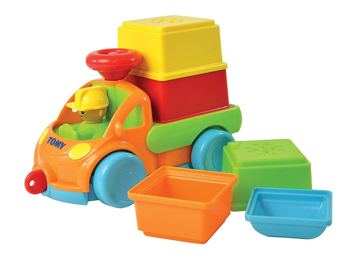 Pack & Stack - Play Truck image
