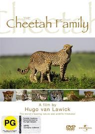 Hugo Van Lawick - The Cheetah Family on DVD image