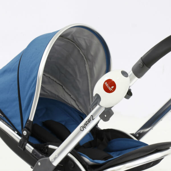 Rockit: Portable Baby Rocker image