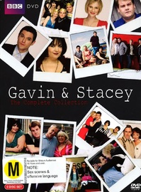 Gavin & Stacey: The Complete Collection on DVD