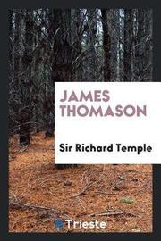 James Thomason by Sir Richard Temple image
