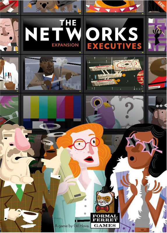 The Networks: Executives - Expansion Set