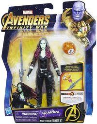 "Avengers Infinity War: Gamora - 6"" Action Figure"