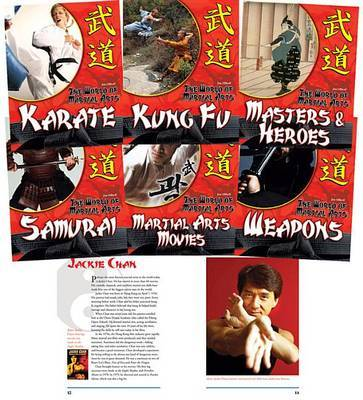 The World of Martial Arts by Jim Ollhoff